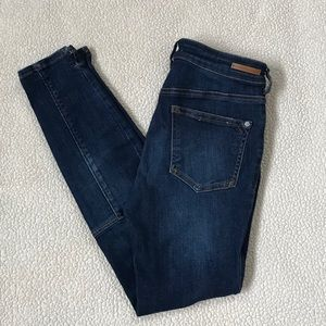 Anthro Pilcro and the Letterpress Skinny Jeans 27